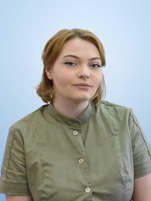 Мария Александровна Бурмистрова. Медсестра