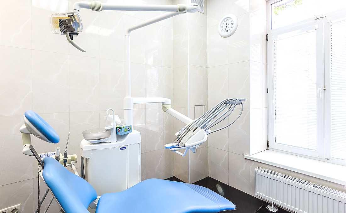 Оборудование стоматологической клиники