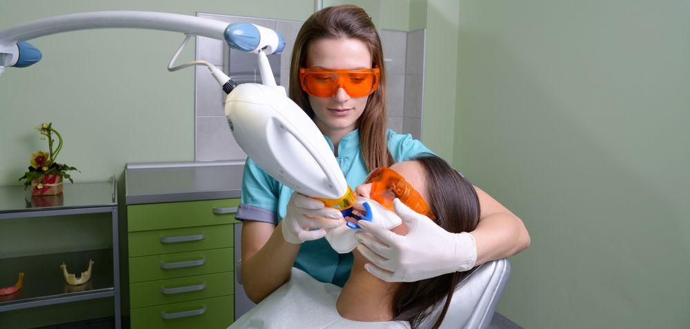 Отбеливание зубов ZOOM в Люберцах